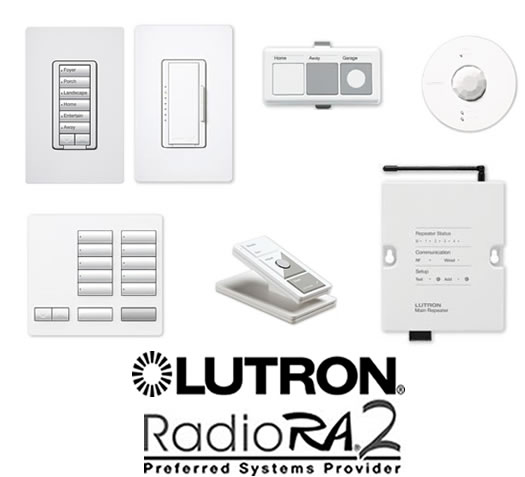 Automation Lighting Control Lutron Radiora 2 Seattle